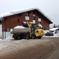 Snow clearance - May & Bronja SA - Verbier