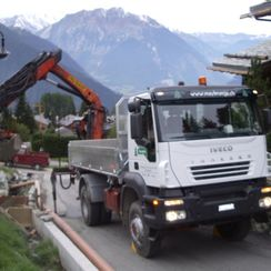 Civil engineering - May & Bronja SA - Verbier